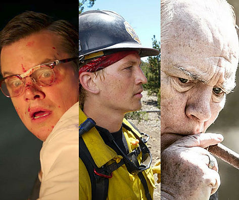 Talking Movies: Suburbicon, Only the Brave and Churchill - SPLING