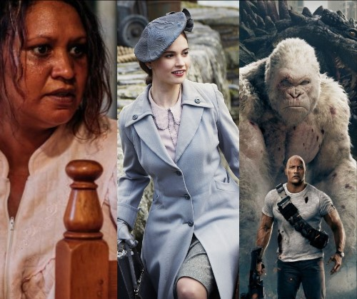 Talking Movies: Ellen, The Guernsey Literary and Potato Peel Pie Society and Rampage