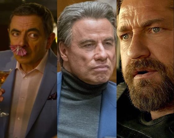 Talking Movies: Johnny English Strikes Again, Gotti and Den of Thieves