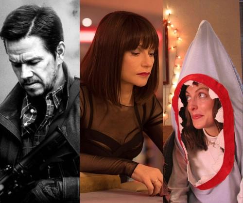 Talking Movies: Mile 22, Eva and Eagle vs Shark