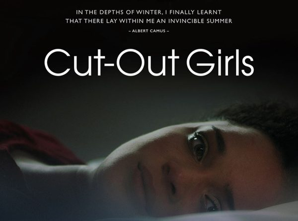 Nicola Hanekom and Grant Swanby on 'Cut-Out Girls'