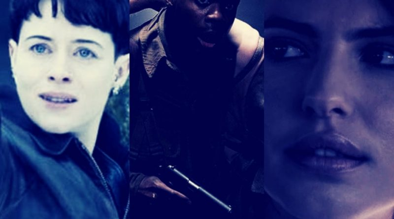 Talking Movies: The Girl in the Spider's Web, Overlord and Wonderlus