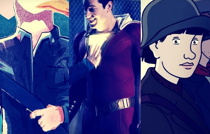 Talking Movies: Die Seemeeu, Shazam and April & The Extraordinary World