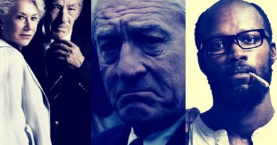 Talking Movies: The Good Liar, The Irishman and The Tribe