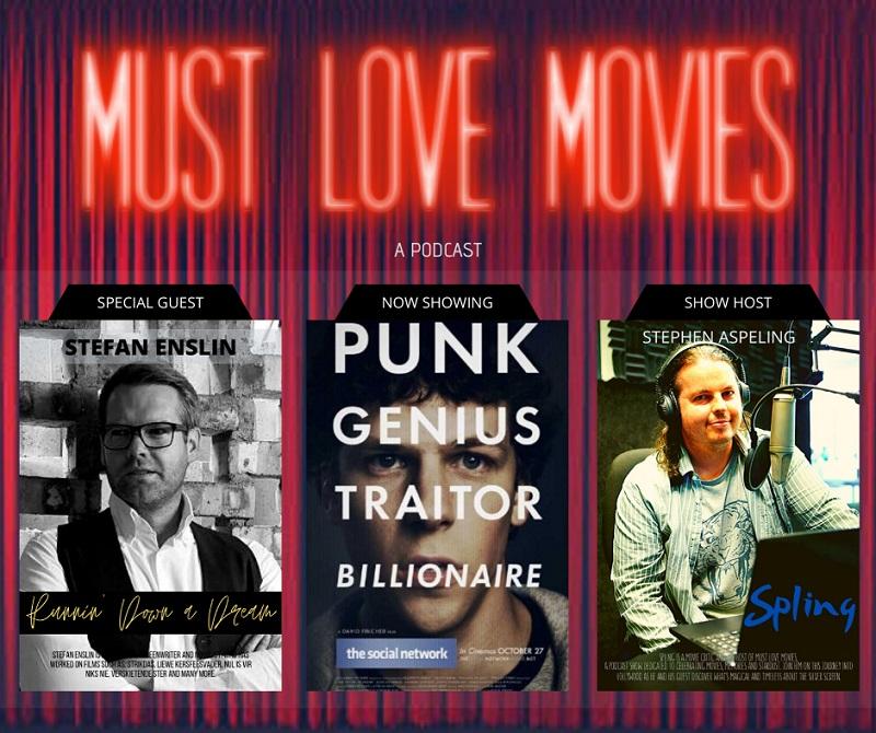 Must Love Movies Podcast - Stefan Enslin