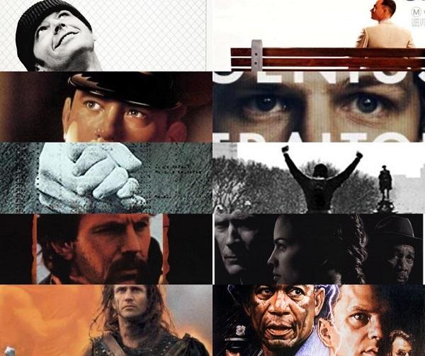 Stefan Enslin - Top 10 Movies