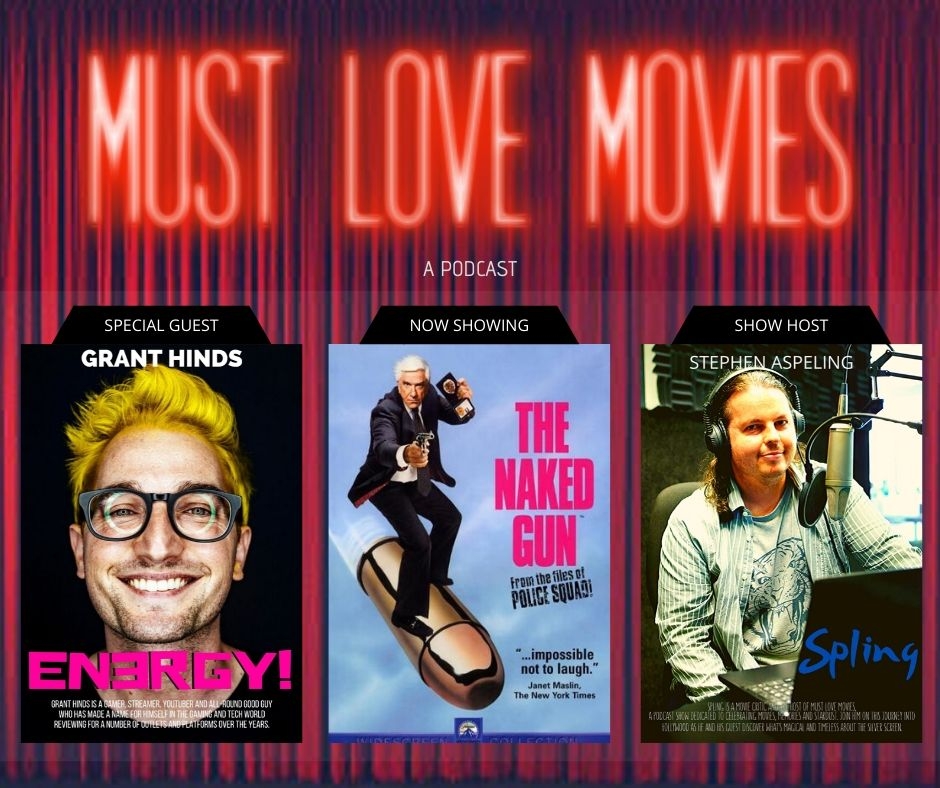 Must Love Movies Podcast with Grant Hinds