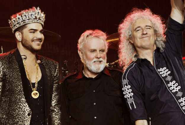 The Show Must Go On: The Queen and Adam Lambert Story