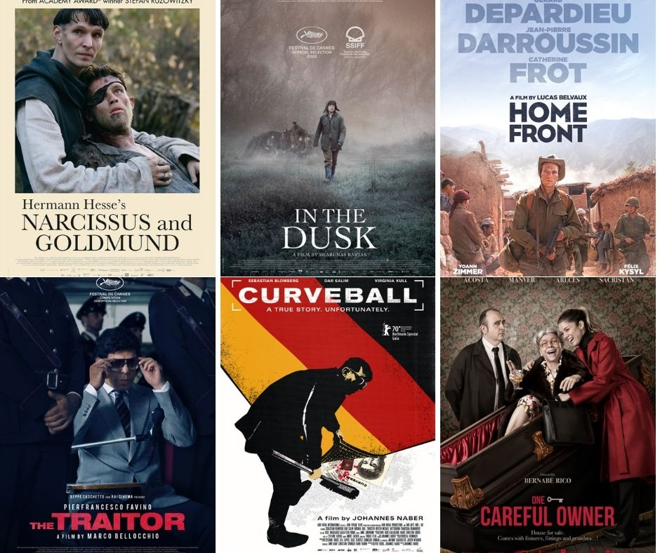 European Film Festival Selection 2020