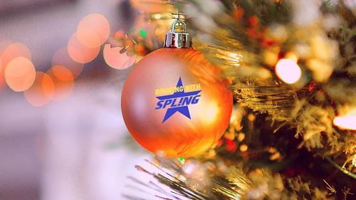 Bingeing with Spling Christmas Edition
