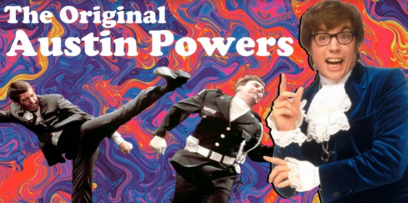 the original austin powers
