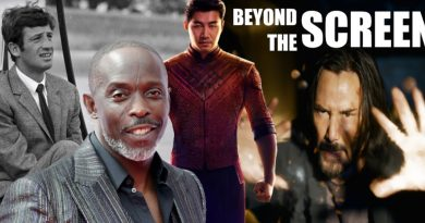 Beyond the Screen #2: Shang Chi at the Box Office, Matrix: Resurrections, Michael K. Williams, Jean-Paul Belmondo and more…