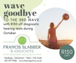 hearing clinic francis slabber